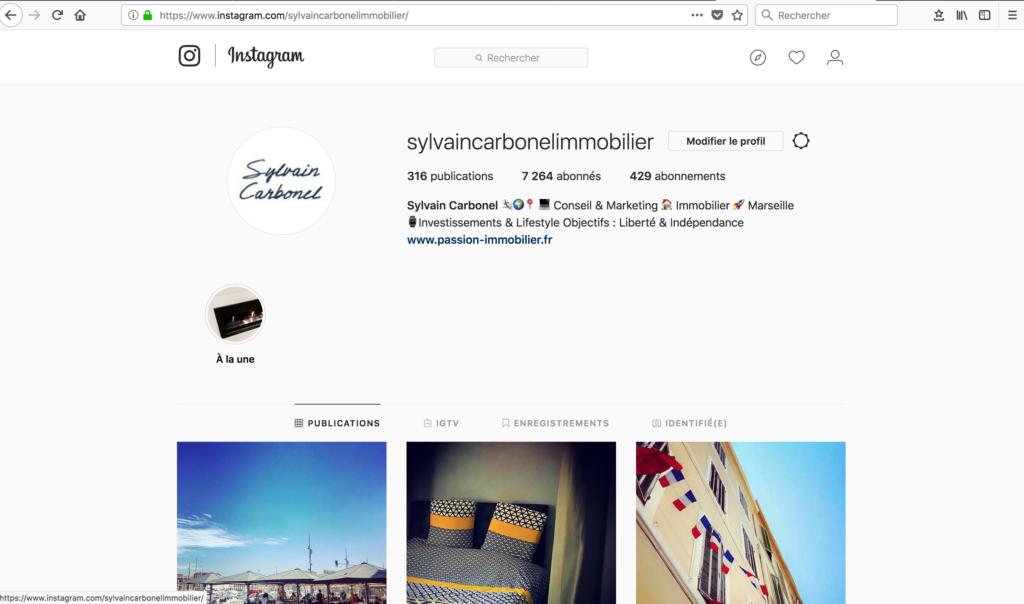 Télécharger son contenu sur instagram