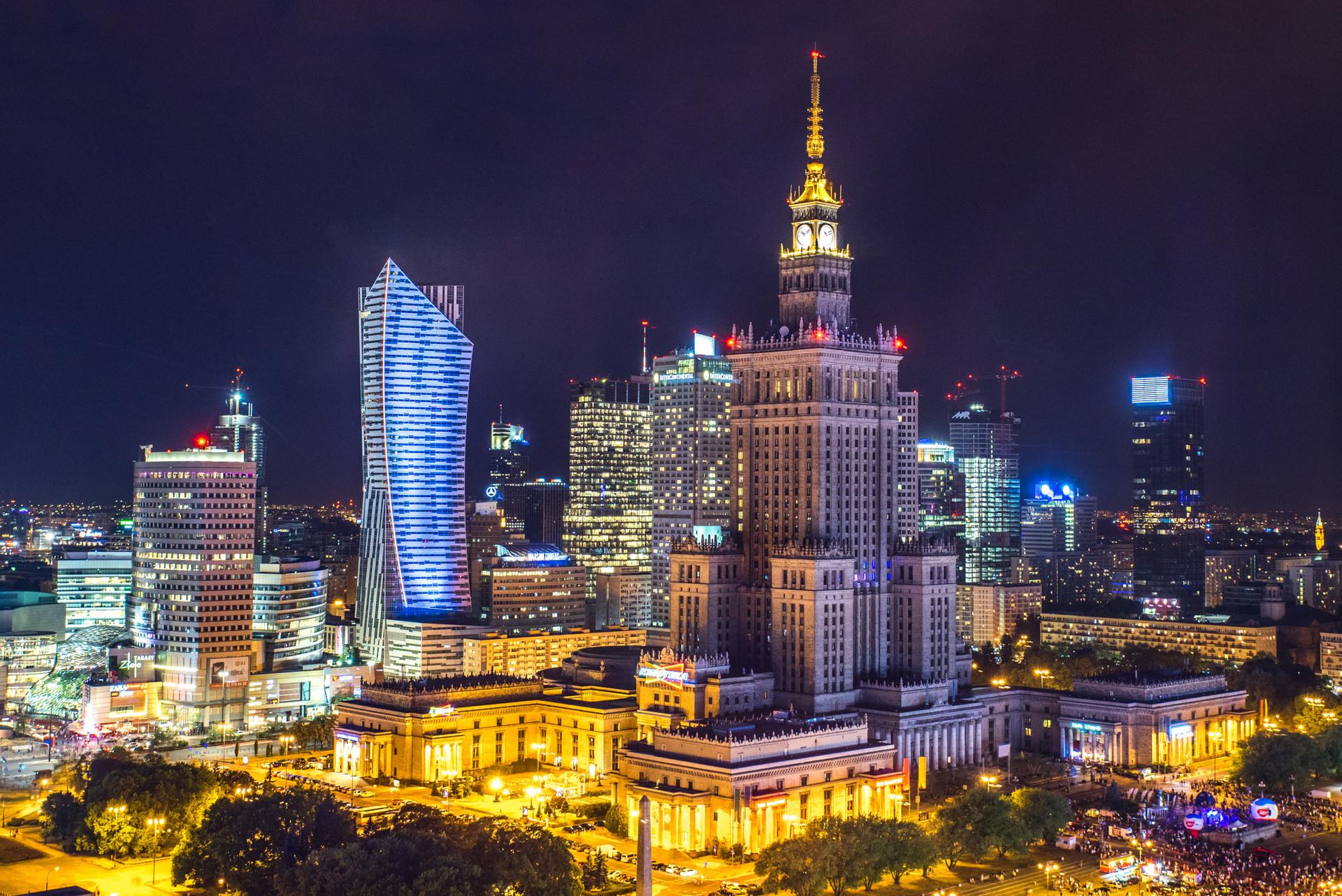 Voyager en Pologne