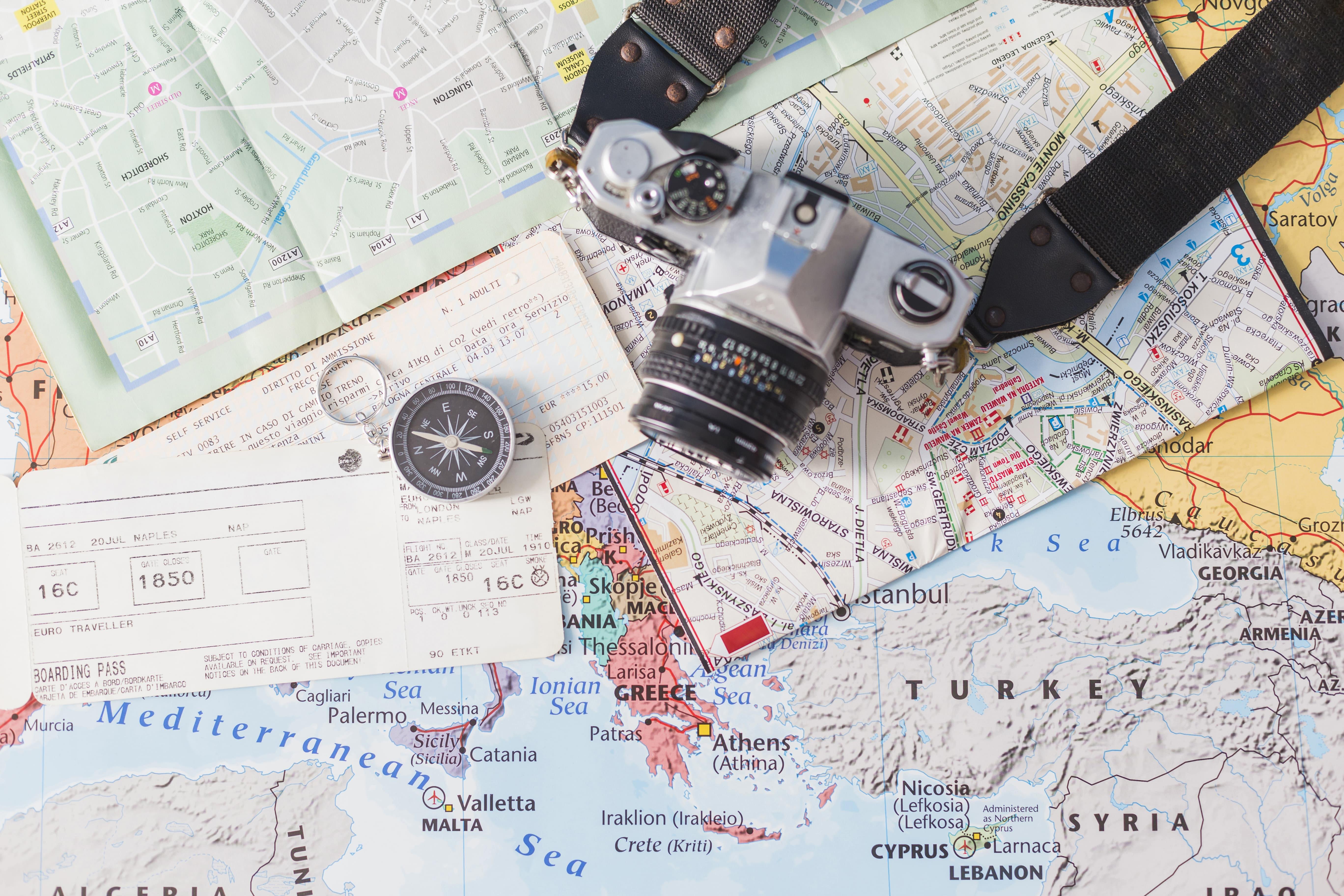voyager et entreprendre dans le monde